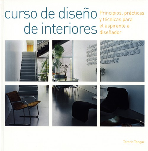Curso de dise o de interiores editorial acanto s a for Tecnicas de decoracion de interiores