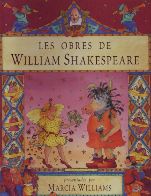 Portada - Les obres de William Shakespeare